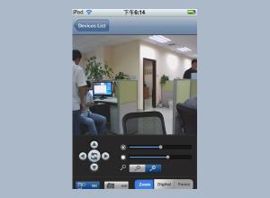 智能摄像头APP